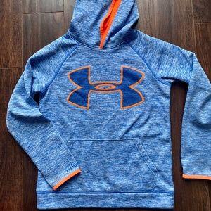 Boys Under Armour Hooded Sweatshirt | Size Medium